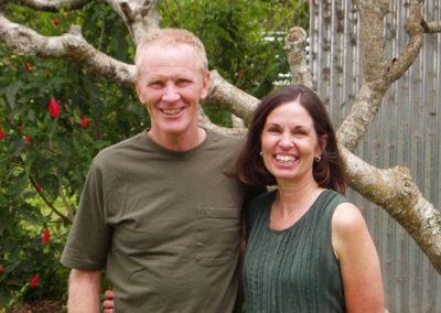 Bill and Marsha McCoy