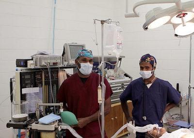 Anesthesia Staff