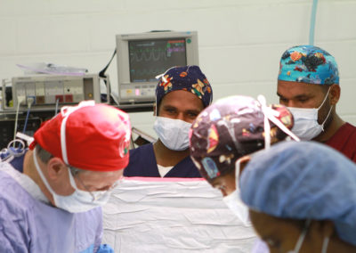 Surgeons and Anethesia