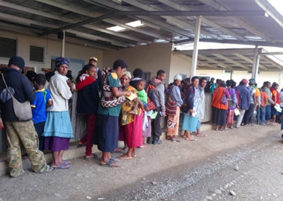 Waiting Line for Hospital Services